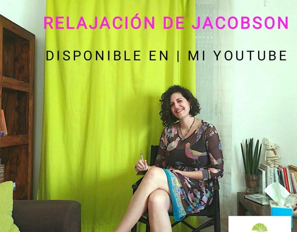 Relajación Jacobson María Cánovas Psicología