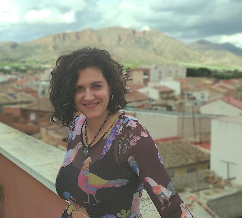 Terapia psicológica en Santomera y Murcia | María Cánovas